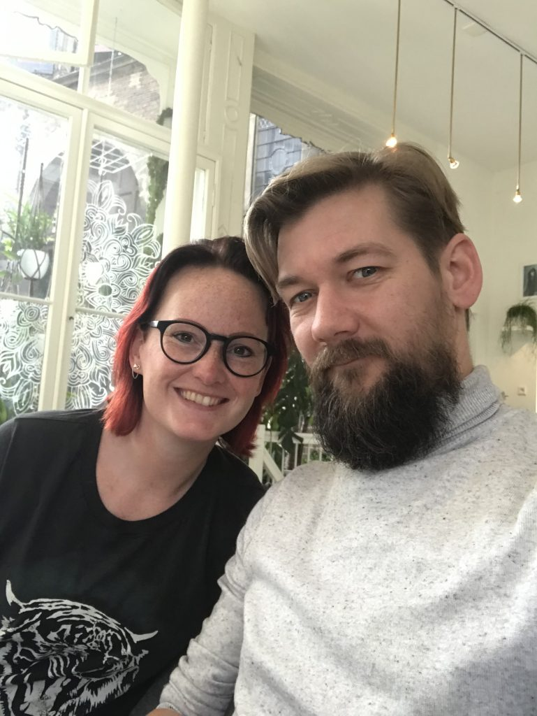 Jan Willem en Marie Louise van Familie BinnensteBuiten.nl