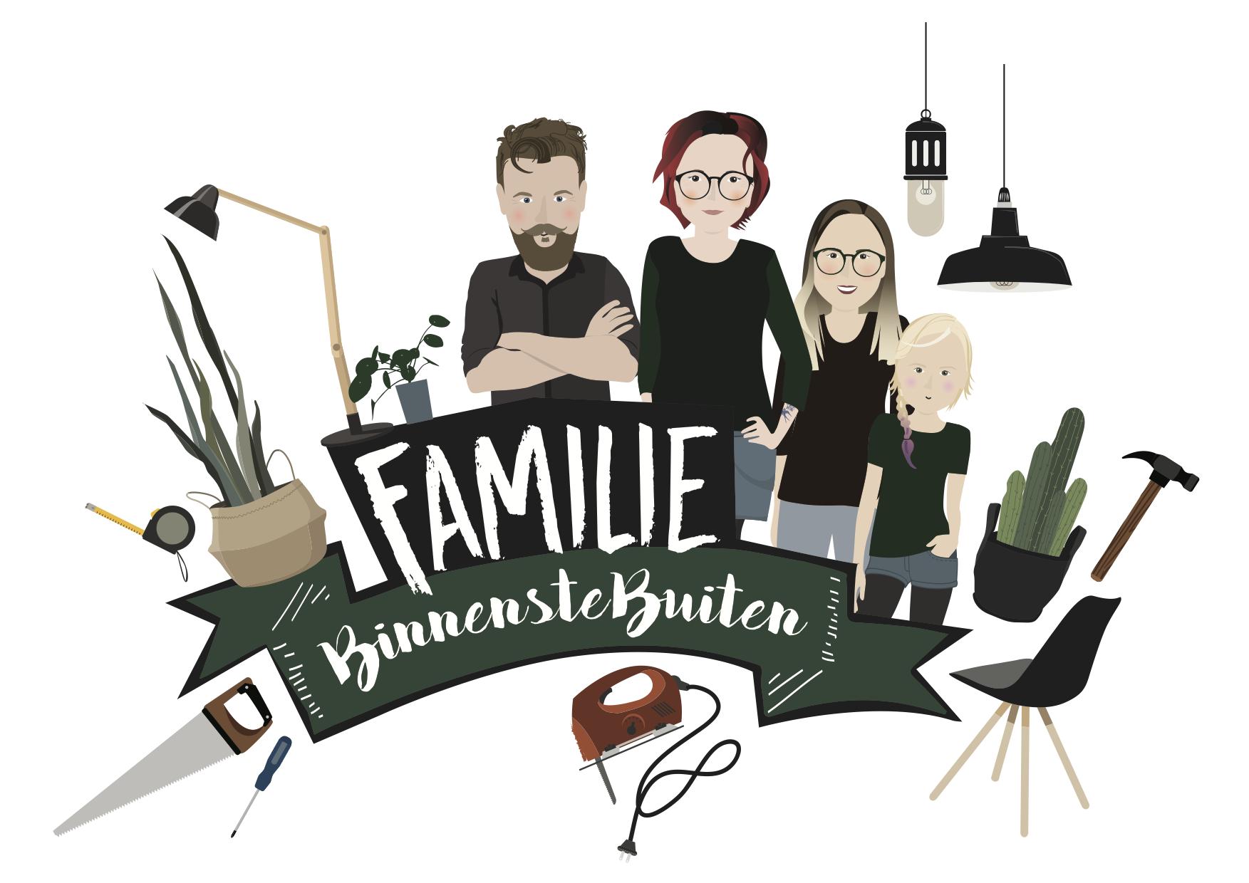 Familie BinnensteBuiten