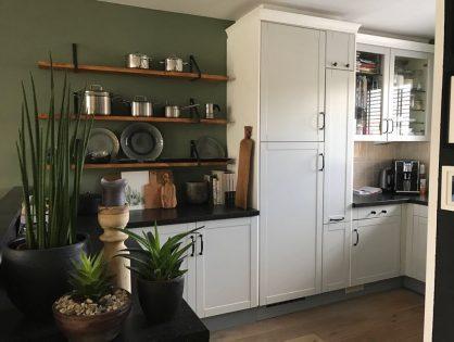 Onze oude keuken was echt aan vervanging toe