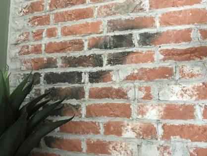 Stoere brickwall zelf maken, zo doe je dat!
