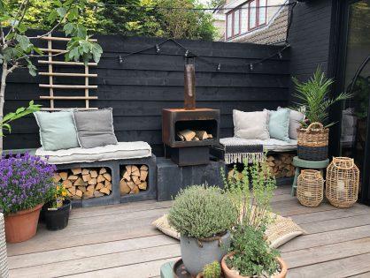 Een tuin stoer inrichten: tips